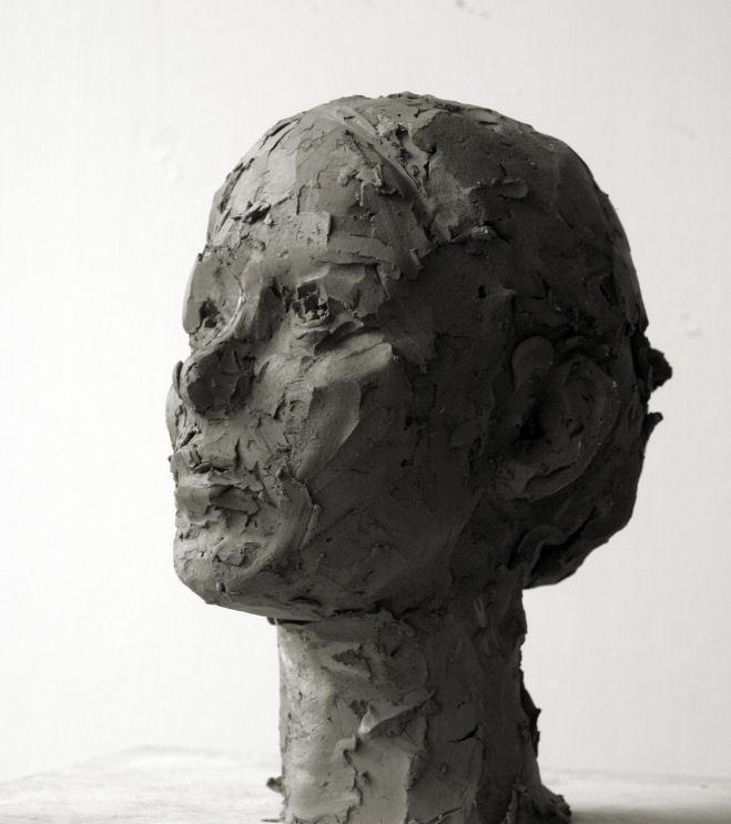 t tes et bustes portrait de karen jean charles mainardis sculpteur contemporain. Black Bedroom Furniture Sets. Home Design Ideas